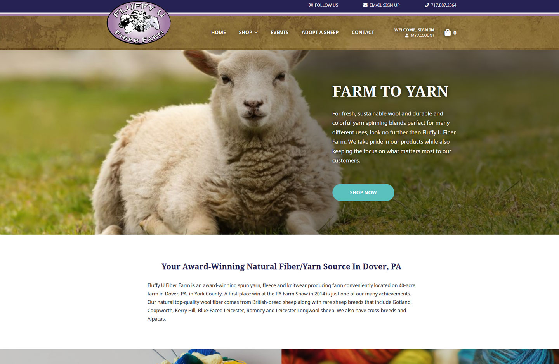 Fluffy U Fiber Farm