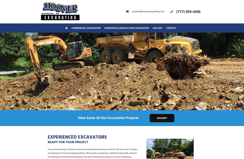 Hoover Excavating