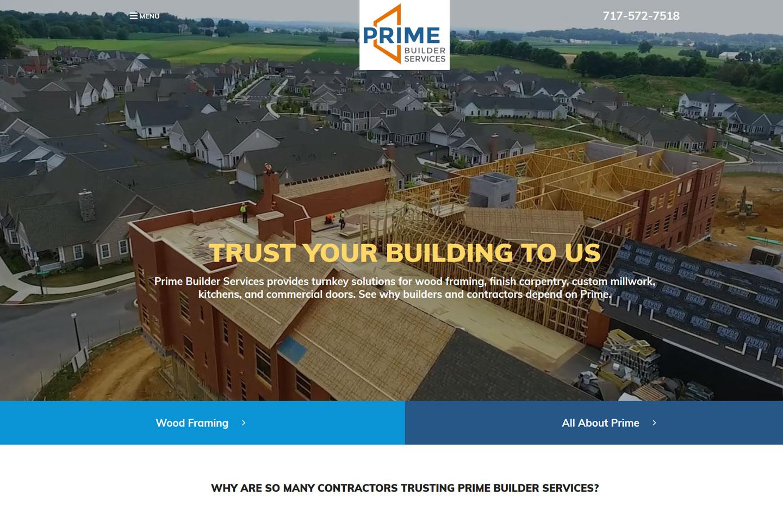 Prime Builder Services
