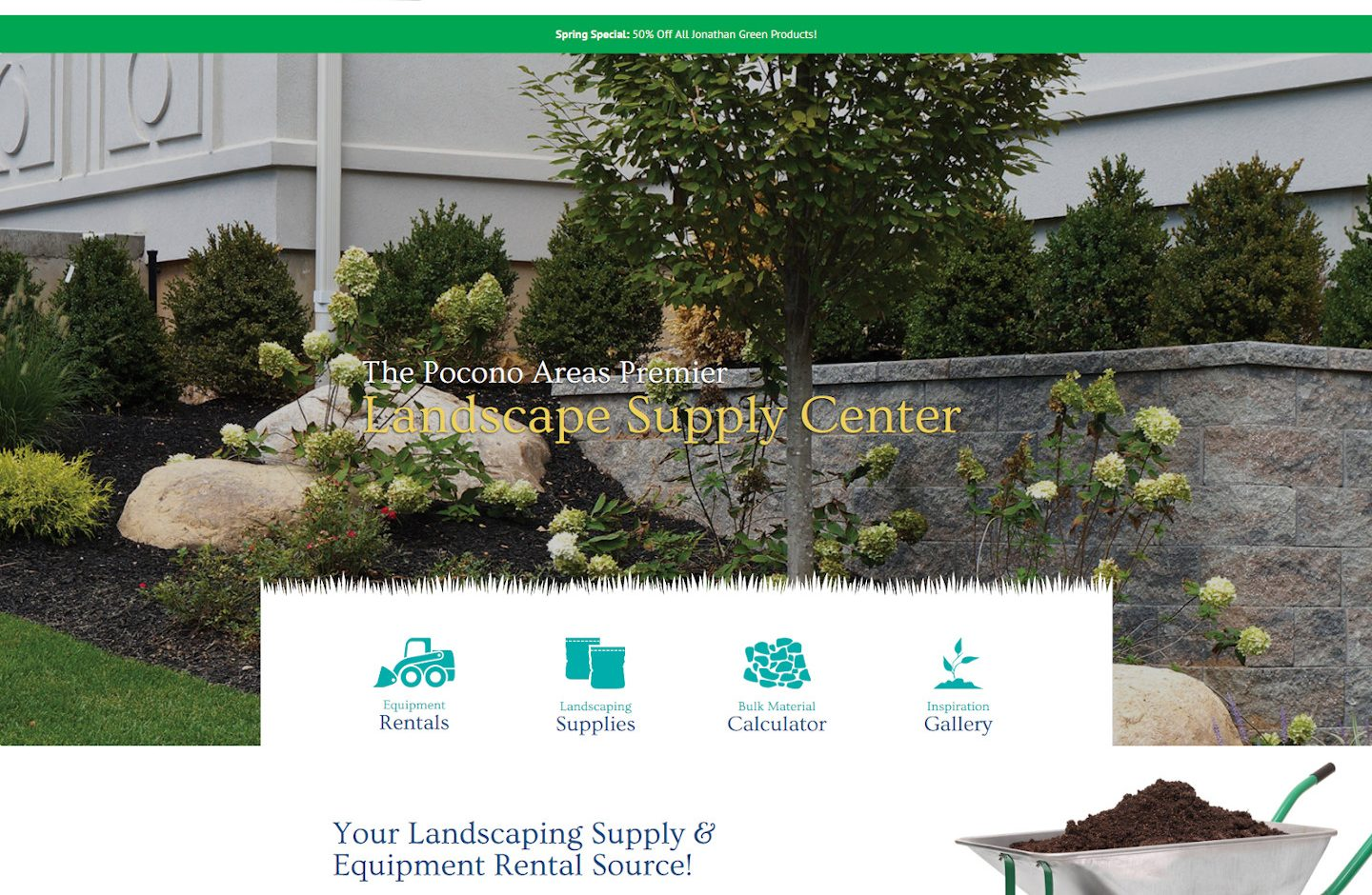 903 Landscape Supply