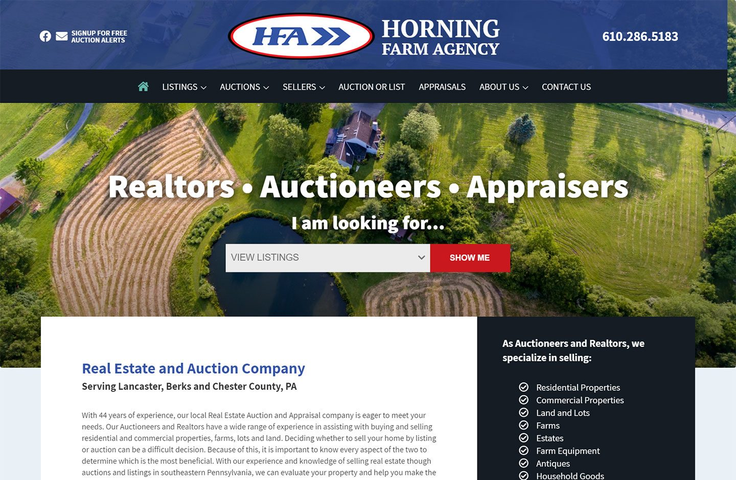 Horning Farm Agency