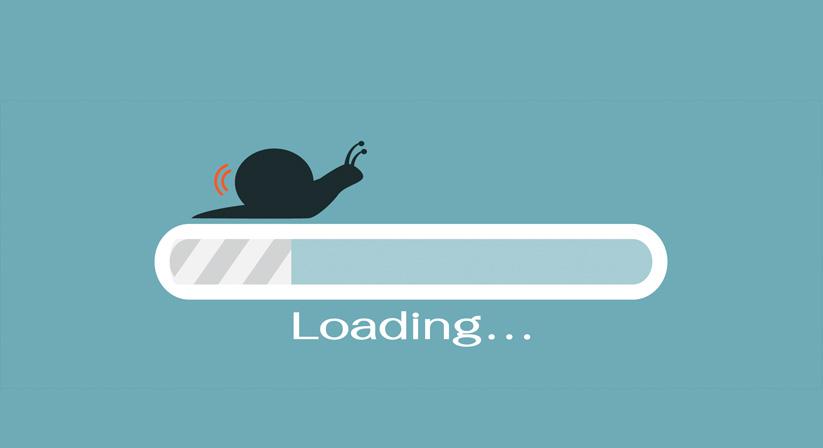 Website load speed impacting ranking