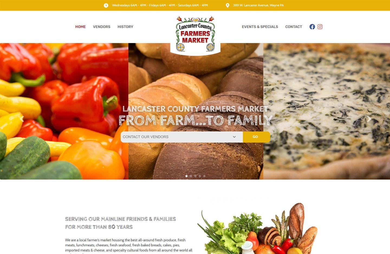 Lancaster County Farmer's Market