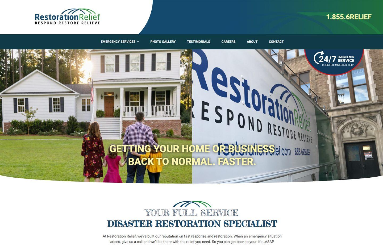 Restoration Relief