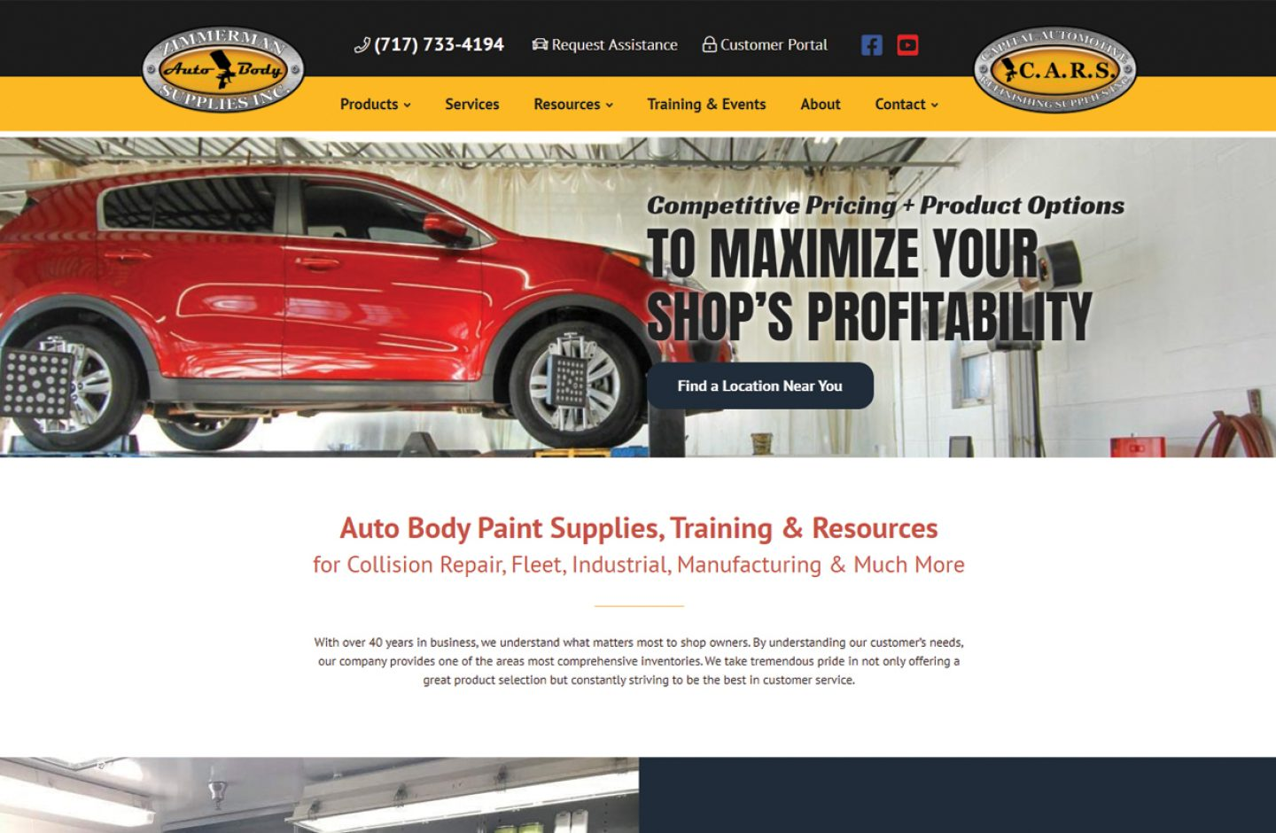 Zimmerman Auto Body Supplies, Inc.