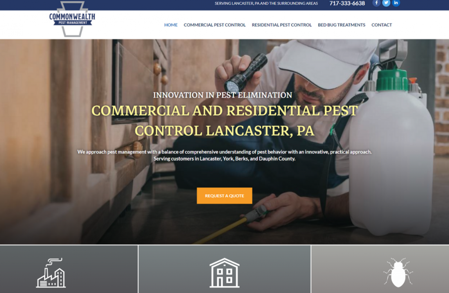 Commonwealth Pest Management