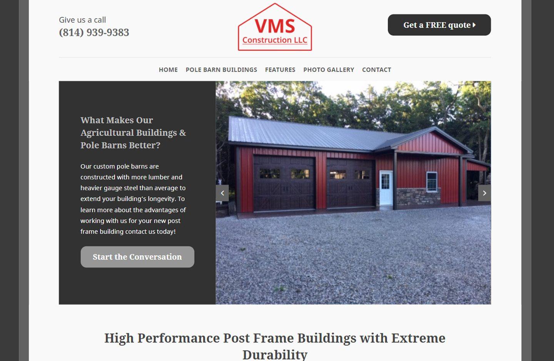 VMS Construction LLC
