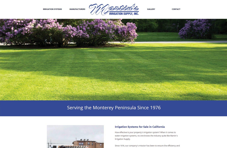 Martin's Irrigation Supply, Inc.